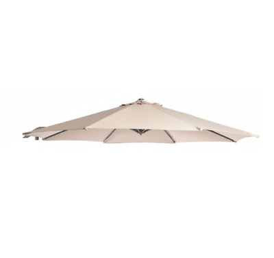 CANOPY ONLY for Homebase 3m Round Cantilever Parasol/Umbrella - 8 Spoke