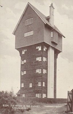 Postcard - The House in the Clouds, Thorpeness