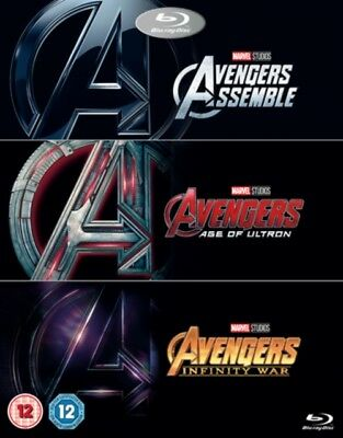 Avengers 3 Movie Collection, 8717418532703