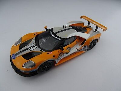 Carrera Evolution 27547 Ford GT Race Car No.02 - Neu !!
