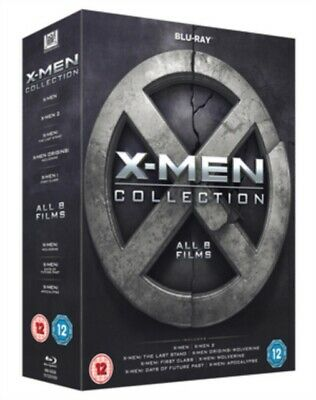 X-Men Collection (DVD, 2016)