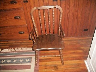Stupendous Vintage Wooden Childs Chair Jenny Lind Style Elaborate Unemploymentrelief Wooden Chair Designs For Living Room Unemploymentrelieforg