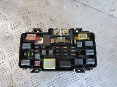 honda civic ep2 under dash fuse box with all fuses and relays ducati 1098 fuse  box honda ep3 fuse box