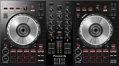 Pioneer DJ DDJ-SB3 DJ controller for Serato DJ Lite - RECOMMENDED - NEW BOXED