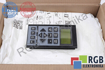 Lcp For 6000 Series Only Control Panel Danfoss 12M Warranty Id17752