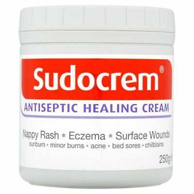 NEW Sudocrem Antiseptic Healing Cream - 60g/250g SMALL/LARGE POT