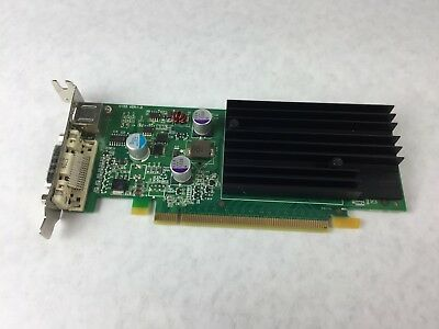 One Genuine Dell NVIDIA GeForce 9300GE Graphic Card High Profile 256MB K192G