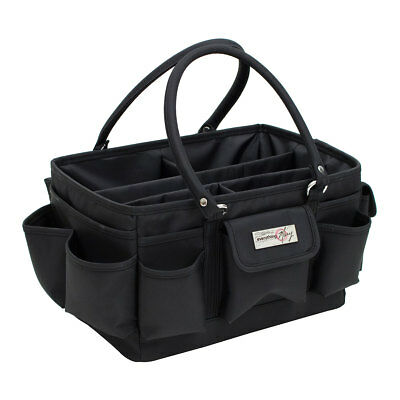 Deluxe Tote Organiser Black Everything Mary EVM9152-18