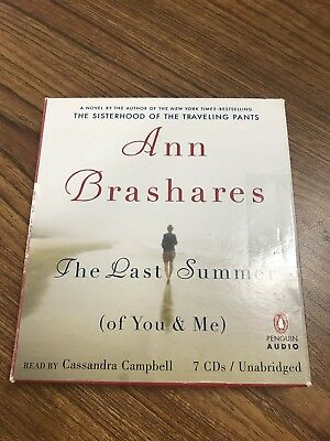 the last summer of you and me brashares ann