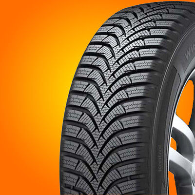 4 Winterräder VW Polo 175/65 R15 84T Hankook 7760
