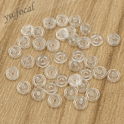20 Pairs 4mm Mini Snap Doll Button DIY Crafts For Baby Clothes Sewing Accessory