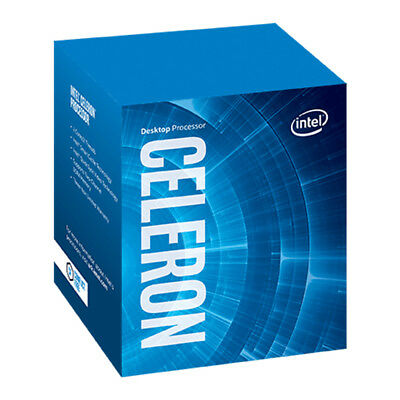 Intel Celeron G4920 3.2GHz 2MB Coffee Lake Boxed Desktop Processor