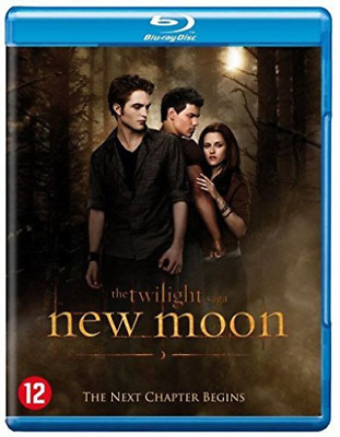 twilight - new moon - Dutch Import BLU-RAY NUEVO