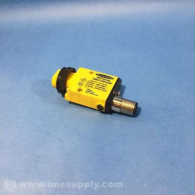 Banner SM312DVQD Photoelectric Sensor, Mini-Beam USIP