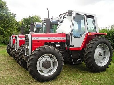 Massey Ferguson Tractor Workshop Manuals 600 Series  On Cd Or Download