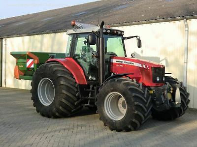 MF Massey Ferguson 6400 Series Workshop Manuals  ON CD OR DOWNLOAD