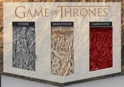 Game of Thrones Valyrian Steel, Triple Banner Relic Card