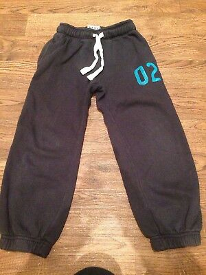Boys Next Joggers Jogging Pants In Navy Age 6 Years
