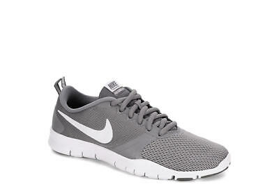 40ce26b41f ~BRAND NEW Womens Nike Flex Essential TR grey and white sneakers: size 7.5~