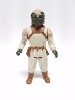 KLAATU SKIFF GUARD Figure Vintage Star Wars Kenner Figure ROTJ 1983