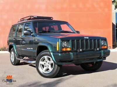 1999 Jeep Cherokee 4dr Classic 4WD 1999 Jeep Cherokeee Classic 4X4, 4.0L 6cyl, Upgraded Cooling System, Super Clean