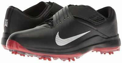 New  200 Men Nike Tiger Woods TW  17 Golf Shoes 880955 002 Black Size 8 9f23b8240
