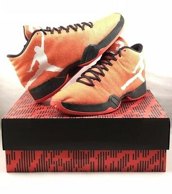 "more photos a3711 5db07 Nike Air jordan 29 XX9 XXIX ""Infrared"" Men s Size 10.5 red crimson 695515-"