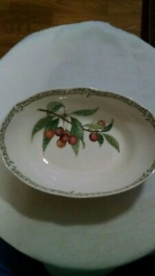 "Noritake Royal Orchard 9416. Serving bowl. 9""."