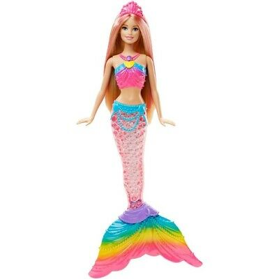 Barbie Rainbow Lights Mermaid Doll. Huge Saving