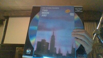 Super Rare Laser Disc Laserdisc Sealed Two Moon Kitchen Presents Two Moon July