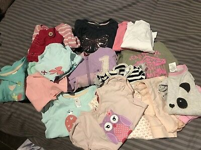 Mixed Girls Clothes Size 2