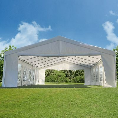 Peaktop Heavy Duty Party Tent Event Canopy Gazebo Wedding Tent With Carry Bag & PEAKTOP HEAVY DUTY Party Tent Event Canopy Gazebo Wedding Tent With ...