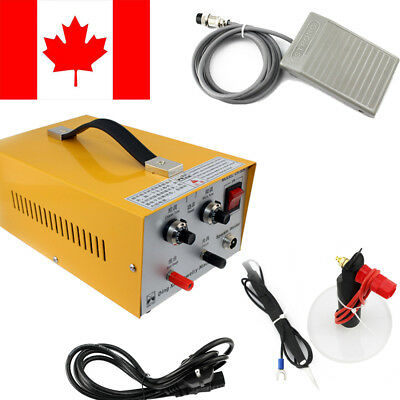 Pulse Sparkle Spot Welder Silver Platinum Electric Jewelry Welding Machine Good