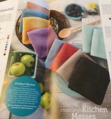 Norwex kitchen cloth In Graphite , Laundry detergent  500g Envirocloth Duo