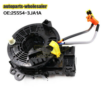 25554-3JA1A 255543JA1A Clock Spring Fits For Nissan Pathfinder 2014-2018