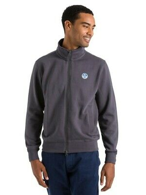 Felpa Uomo man Lowell Sweat Full Zip North Sails