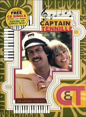 Captain & Tennille Variety Show: Ultimate Collection (3-DVD)