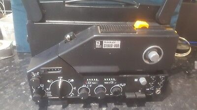 Rare SANKYO 800 Stereo 8mm Cine Projector For spares or repair