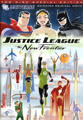 Justice League: The New Frontier (Special Edition) (2-DVD)