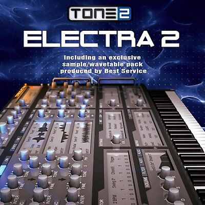 Tone 2 Electra 2 Vst Plugin Instant (E-Delivery) Virtual Instrument