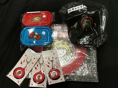 New Japan Pro Wrestling X Hello Kitty Sanrio Njpw Lottery prize lot