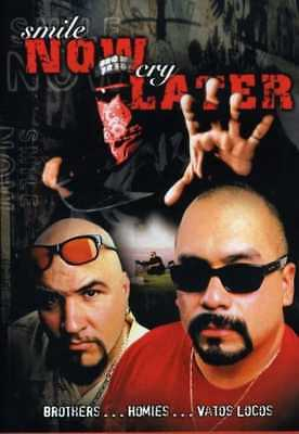 Smile Now Cry Later NEW DVD