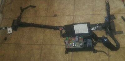 2007 cadillac dts back seat fuse box with harness fuses and relays oem  nb