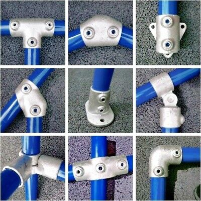 Handrail Fixings - Compatible with Interclamp, Q-Clamp, Tube Clamp & Scaffold