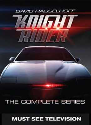 Knight Rider: Complete Series (16-DVD)