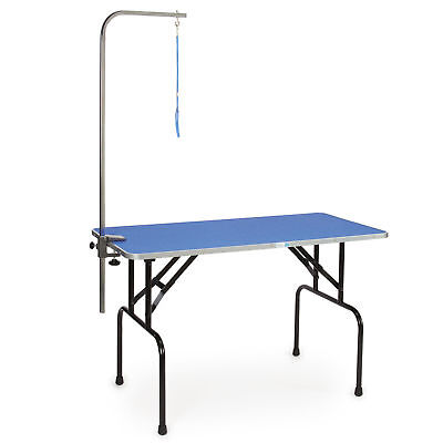 "NEW Master Equipment DOG Grooming Table TP215 36 19 FOLDING PORTABLE 36"" X 24"""