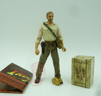 INDIANA JONES RAIDERS OF LOST ARK 3.75'' hasbro Figure Collect toy