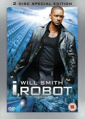 I Robot (Collector's Two Disc Edition) [DVD] [2004] Good PAL Region 2