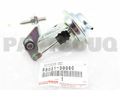 8803130060 Genuine Toyota ACTUATOR SET, IDLE-UP 88031-30060