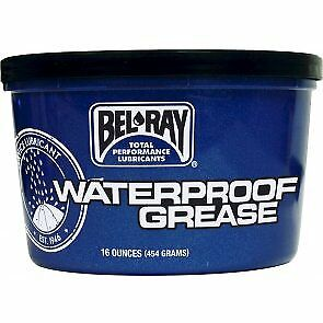 Bel Ray Waterproof Grease 16 OZ Tub - Bel-Ray All Purpose Water Proof Grease